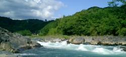 繊月 川辺川
