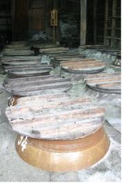 繊月酒造 甕